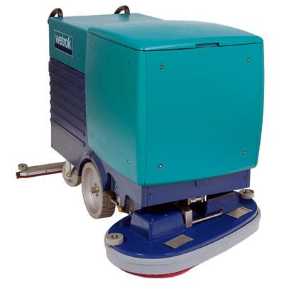 Duomatic 800 SET aku mycí stroj WETROK